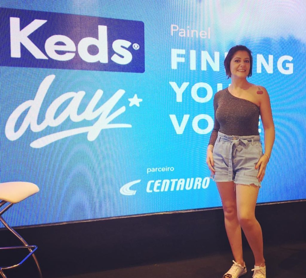 "Keds Day: Painel ""Finding your Voice"" inspira mulheres"